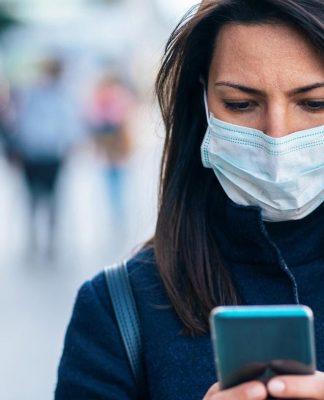 koronavírus app - meout
