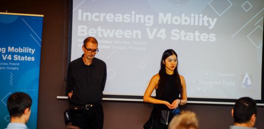 A V4-országok közötti mobilitást_MeOut