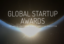 Global Startup Awards - EuroAsian Startup Awards - MeOutGroup